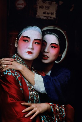 Steve McCurry, Hong Kong, Cina, 1984 © Steve McCurry