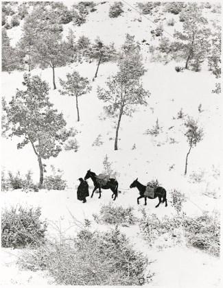 Fulvio Roiter Norcia, Ombrie, Terre de Saint-François, 1955 ©Fondazione Fulvio Roiter