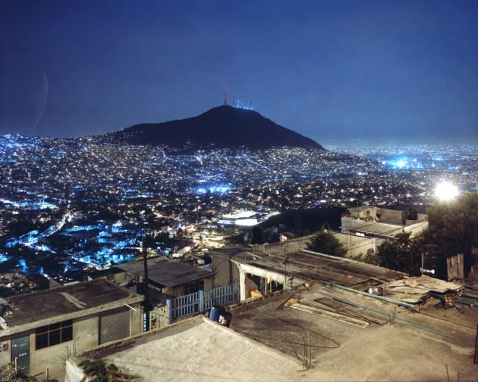Cuautepec, nocturne, Mexico City 2004 Milella