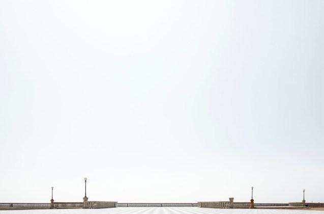 Luca Lupi, Finis Terrae, Terrazza Mascagni (Livorno), 2017, archival pigment print su dibond, 66 x 100 cm, Edizione:1/6, Courtesy:Luca Lupi