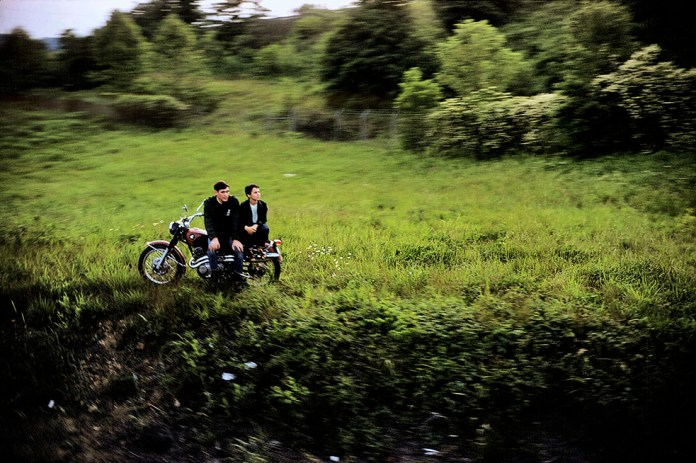 "Paul Fusco: Il ""Funeral Train"" di RFK. USA, giugno 1968.