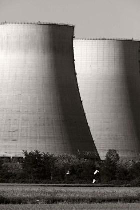 Sohei Nishino Il Po, 2017 Vecchia centrale elettrica, Pontelagoscuro © Sohei Nishino