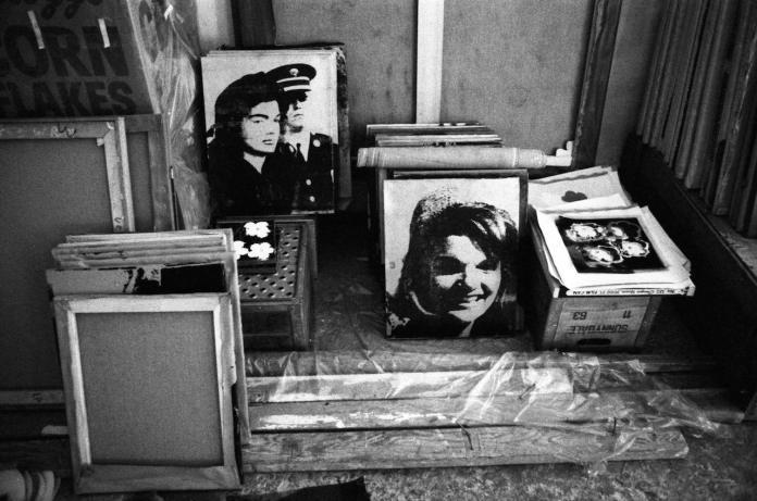 fotografia nella Pop Art