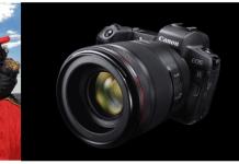 Canon Eos R Photokina