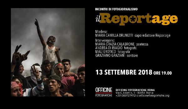 il nuovo numero della rivista Il Reportage