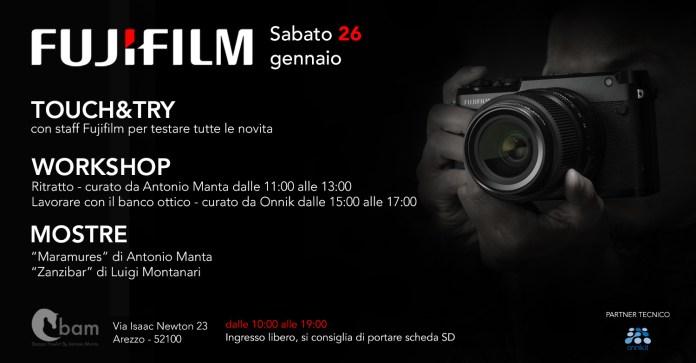 Fujifilm day