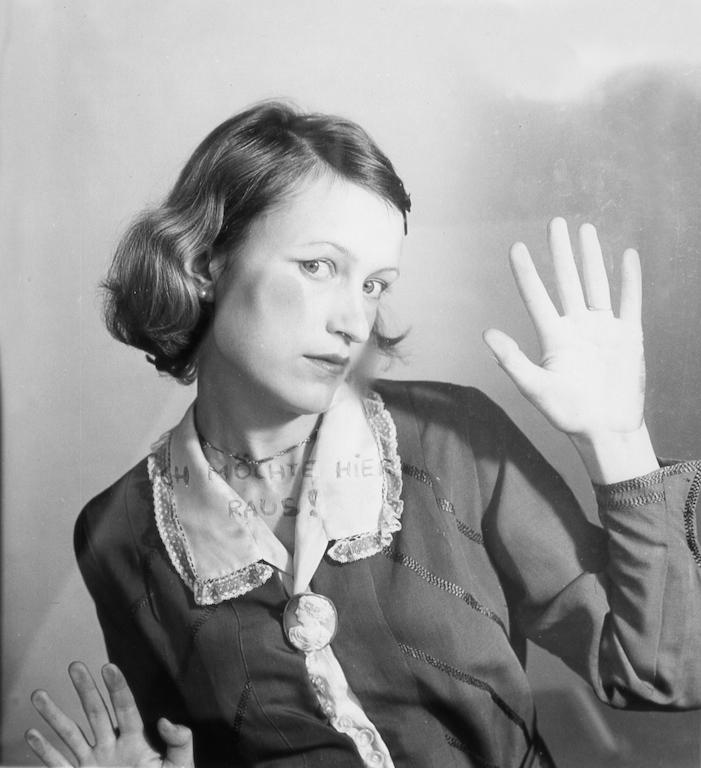 Birgit Jürgenssen mostra bergamo gamec