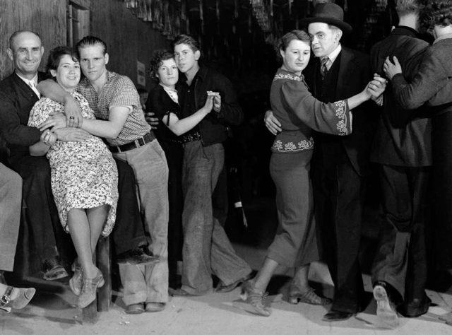 dancers Margaret Bourke-White palazzo reale milano