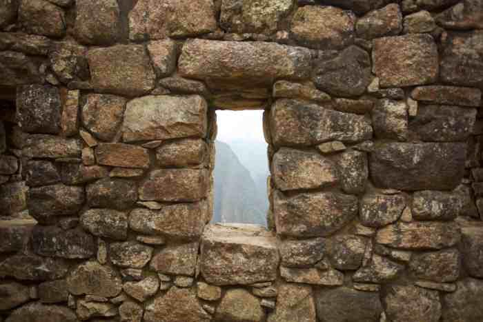 Machu Picchu and a Marriage Proposal