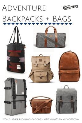 Adventurous Backpacks