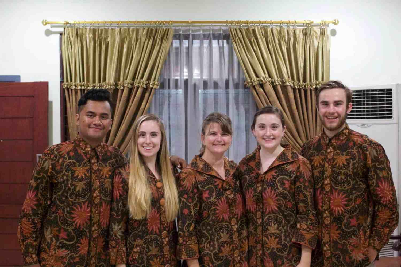 Indonesian wedding 1