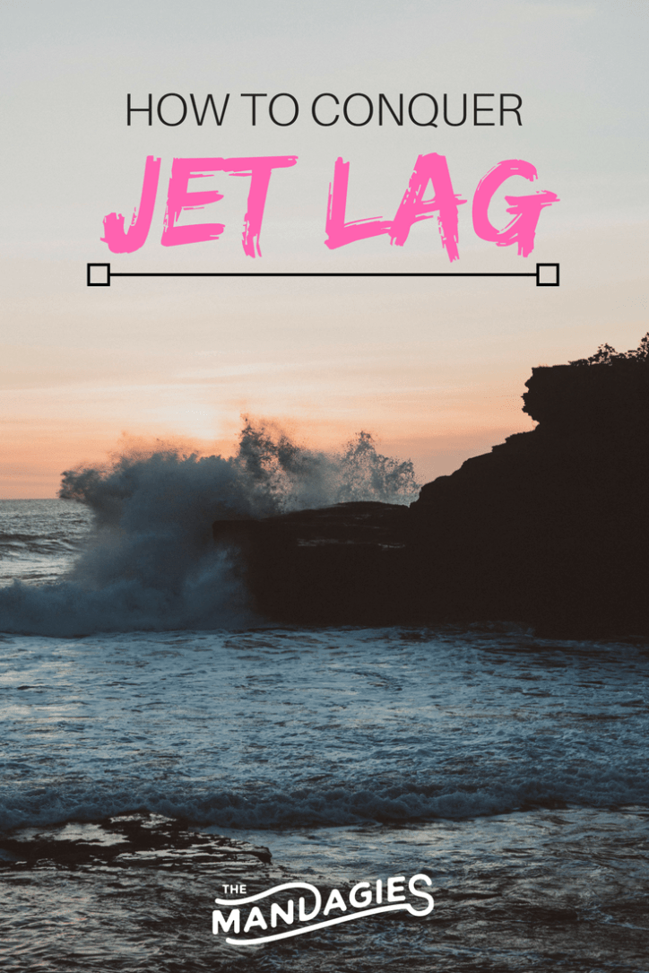 How to conquer jet lag (1)