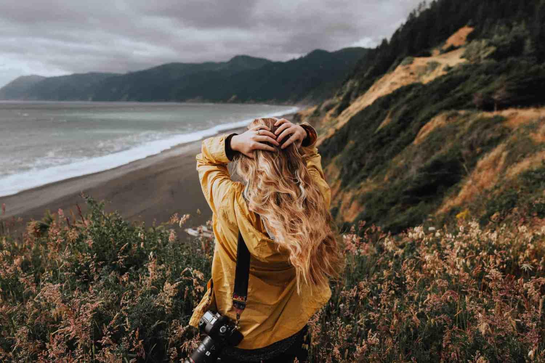 Black Sands Beach -Emily