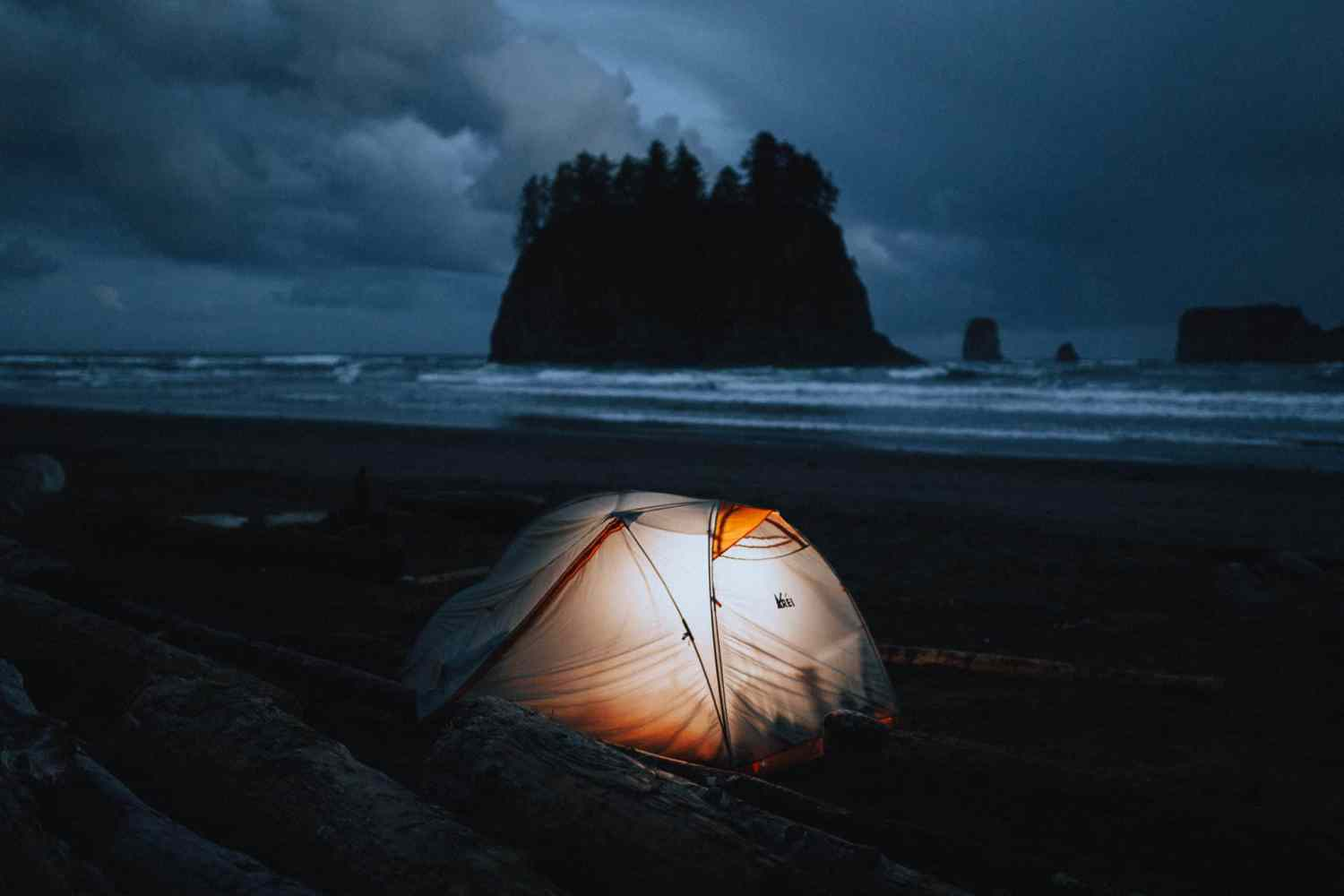 La push beach camping tips the mandagies getting a tide chart is great for ocean nerds like me and you will know when the ocean is at its absolute highest this way you know youre setting your nvjuhfo Choice Image