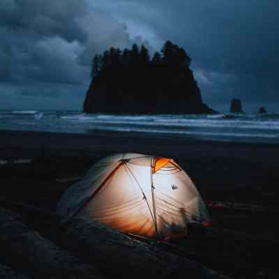 La Push + Beach Camping Tips