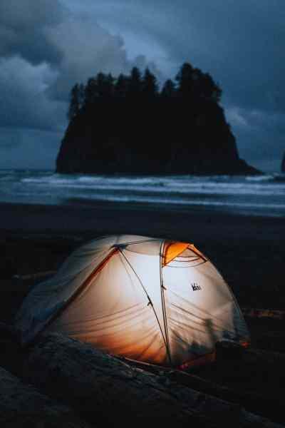 La Push + Beach Camping Tips
