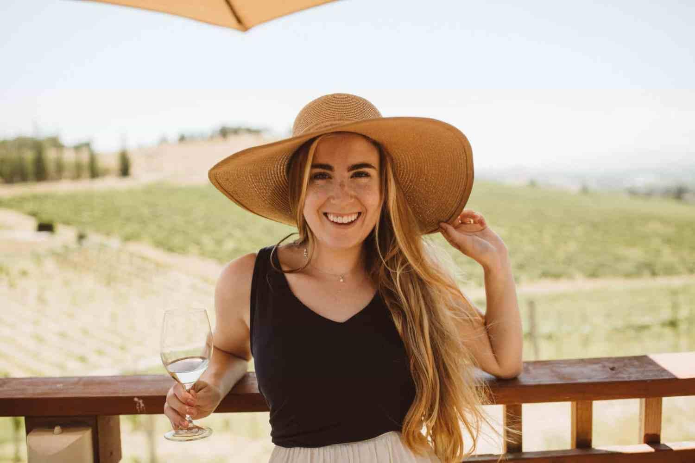 Exploring Idaho Wineries - Bitner Vineyards -TheMandagies.com