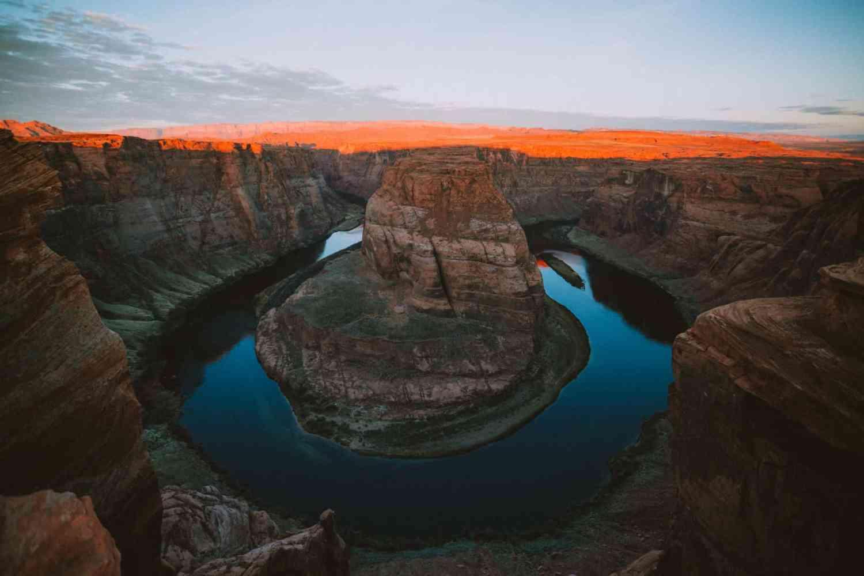 American Southwest road trip stops - Horsehoe Bend