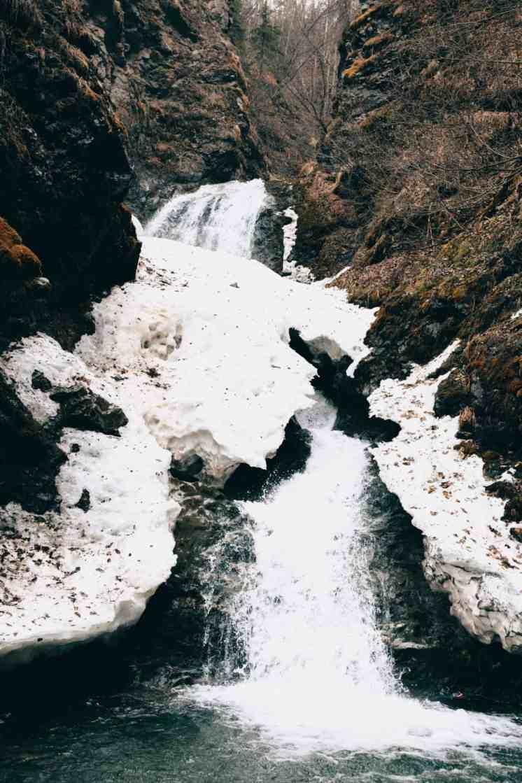 Thunderbird Falls - Anchorage, Alaska - TheMandagies.com