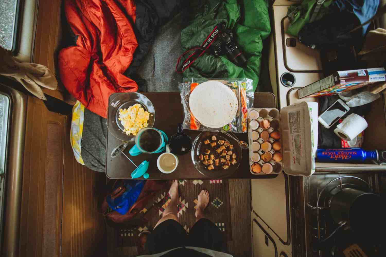 Easy Camping Meals - Anchorage, Alaska TheMandagies.com