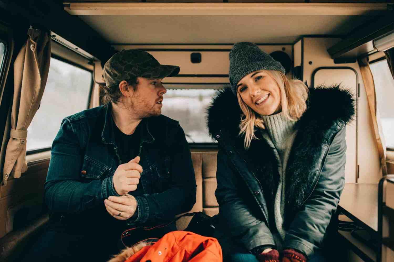 VW Westfalia with Phil and Esther - Anchorage, Alaska - TheMandagies.com