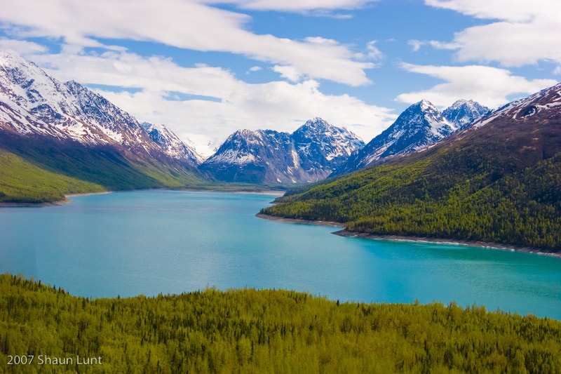 Eklutna Lake - Things To Do In Anchorage, Alaska - TheMandagies.com