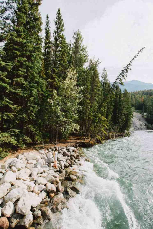 Photo Spots In Jasper National Park - Maligne Canyon