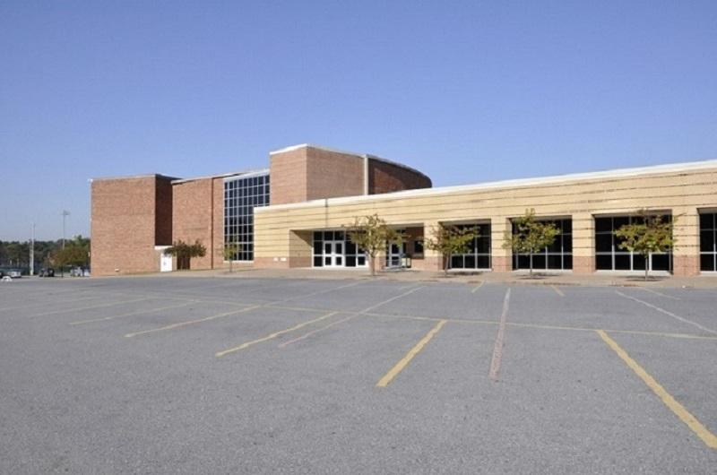 asphalt school areas