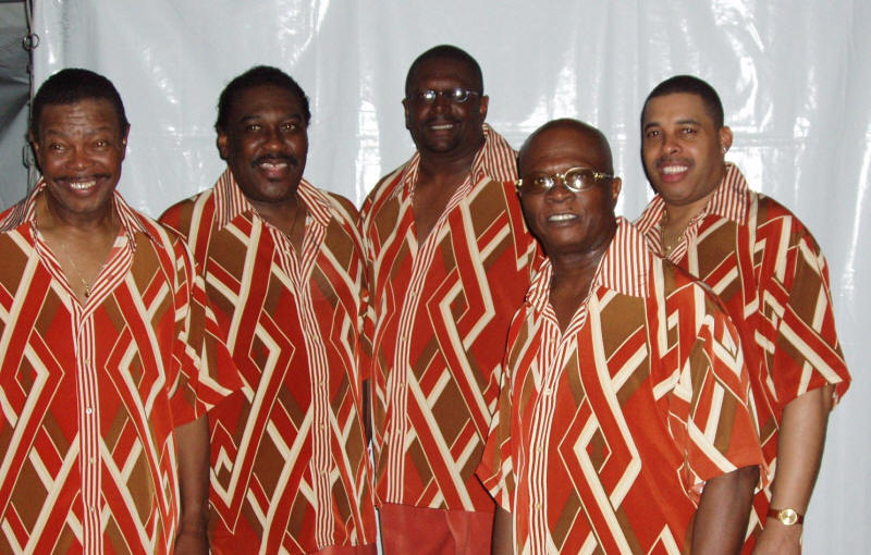 The Manhattans, a reunion picture