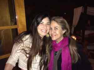 Jen Pastiloff and Naomi Shihab Nye 2014