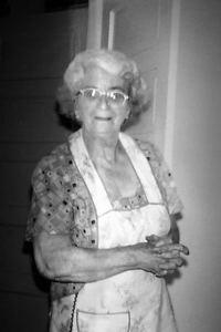 My Nana, early 1970s
