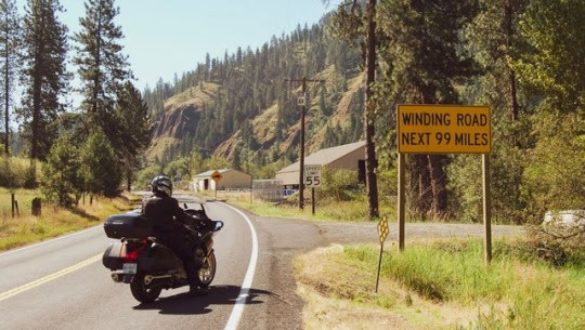 winding road next 99 miles