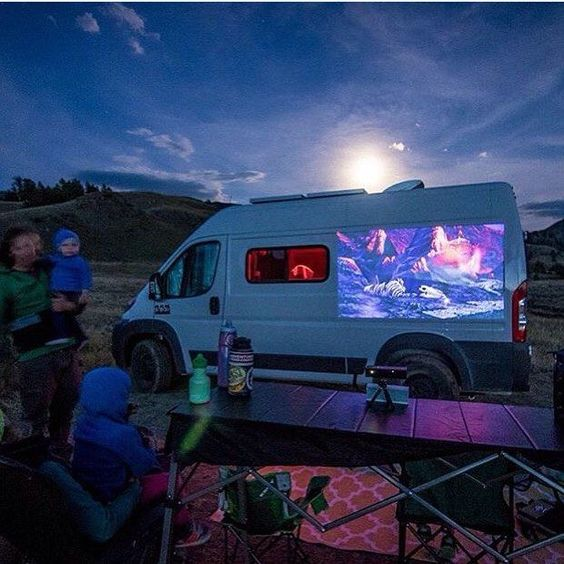 camping in style
