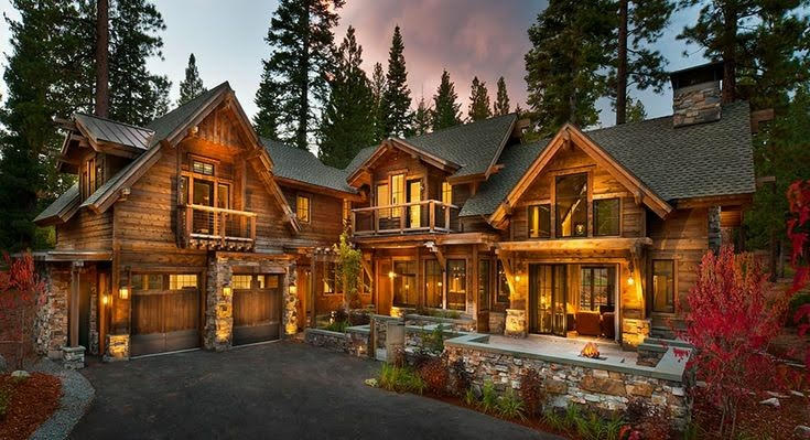 gorgeous rustic home