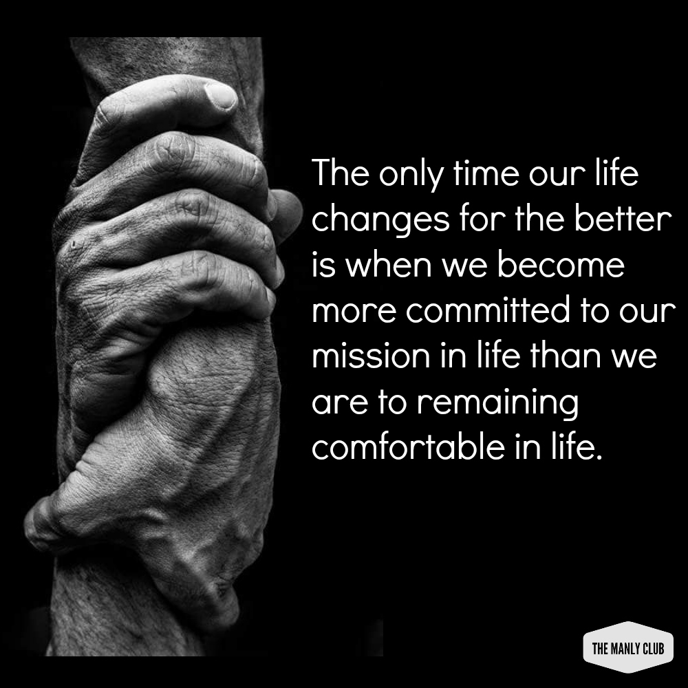 life changes for the better
