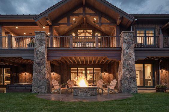 large stunning home