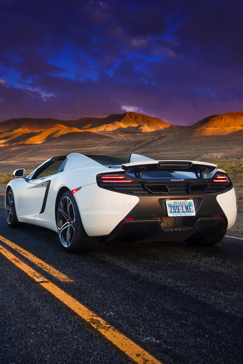 black and white supercar