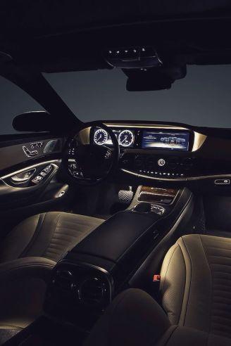 stunning car interior