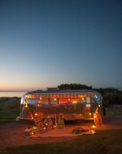 lights on camper