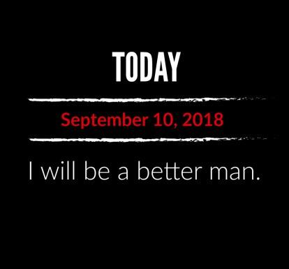better man 9-10-18