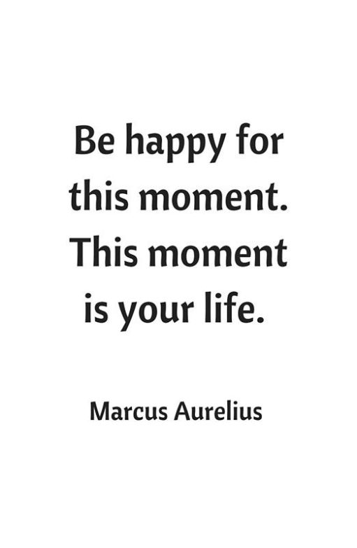 this moment is your life