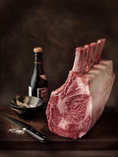 tomahawk steaks