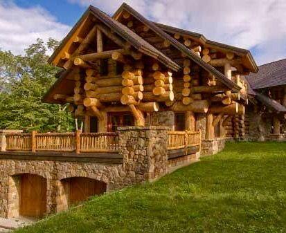 burly cabin