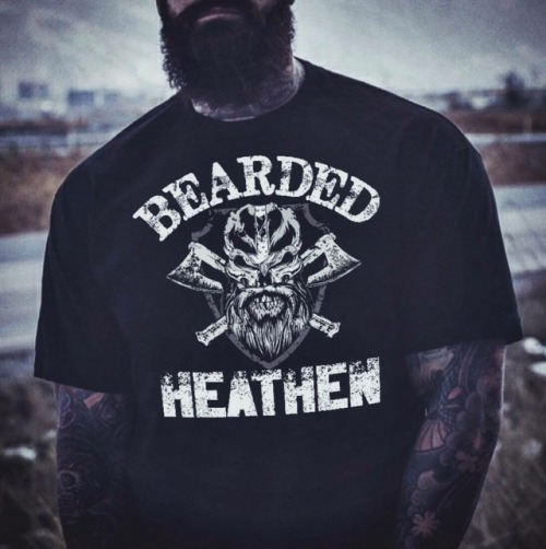bearded heathen