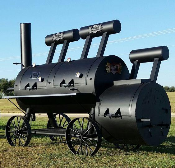 monster grill