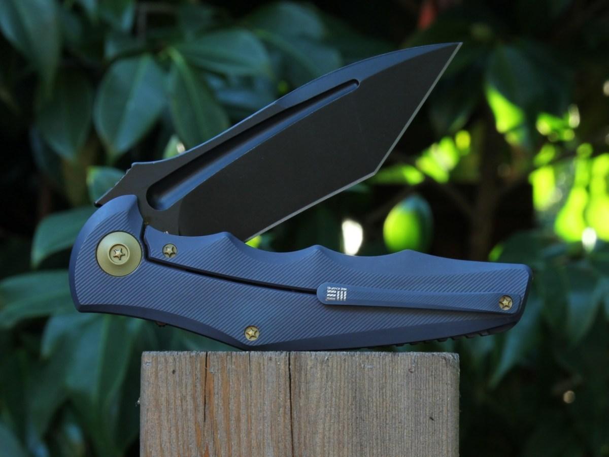 WE Knife 608