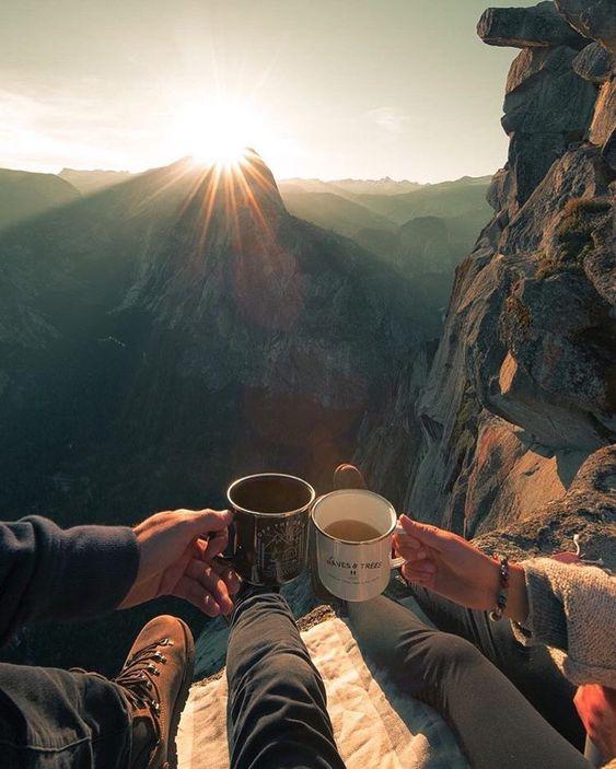 mountain top coffee