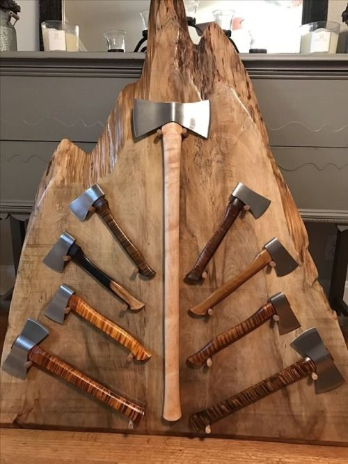 axe collection
