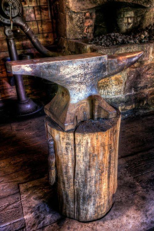 old anvil