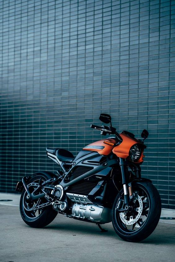 Harley-Davidson LiveWire Electric Motorcycle-2